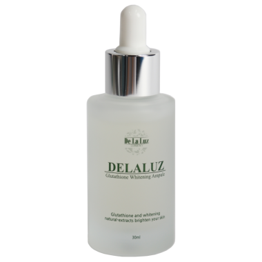 Сыворотка для лица с глутатионом, выравнивающая тон кожи Delaluz Glutathione Whitening Ampule