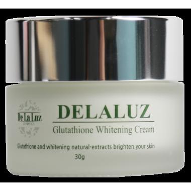 Крем для лица, выравнивающий тон кожи с глутатионом Delaluz Gluthathione Whitening Cream