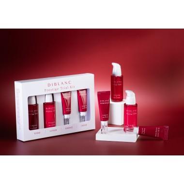 Набор средств по уходу за кожей DIBLANC Prestige Trial Kit
