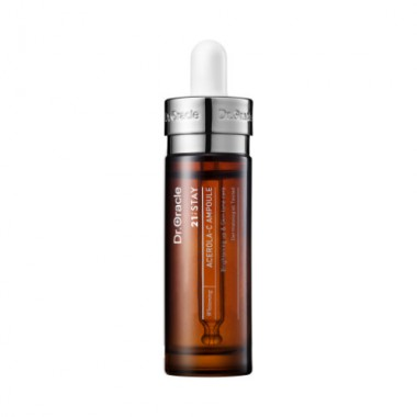 Сыворотка с экстрактом ацеролы (витамин С) Dr.Oracle  Acerola-C Ampoule